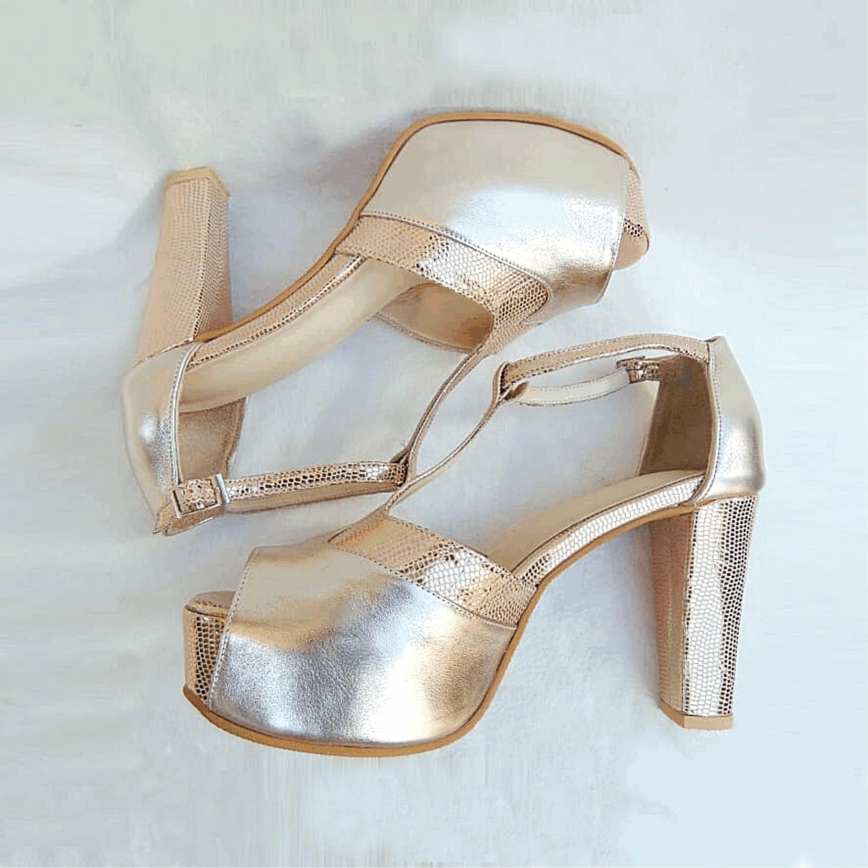 confección de zapatos